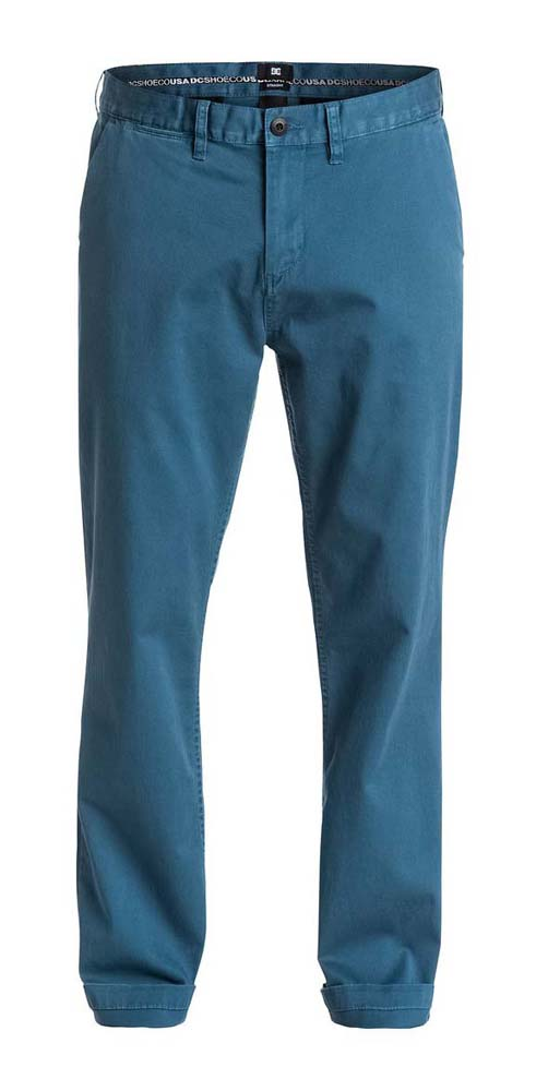 Dc shoes Worker Straight Fit Chino L34 Pant