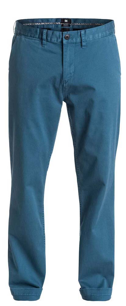 b991c20f2 Dc shoes Worker Straight Fit Chino L32 buy and offers on Trekkinn