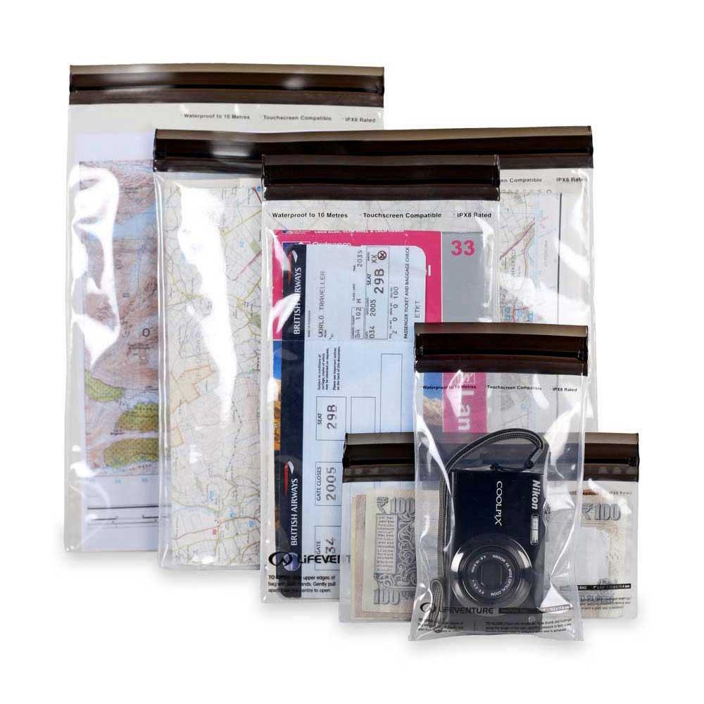 Maps Pack Lifeventure DriStore LocTop Bags