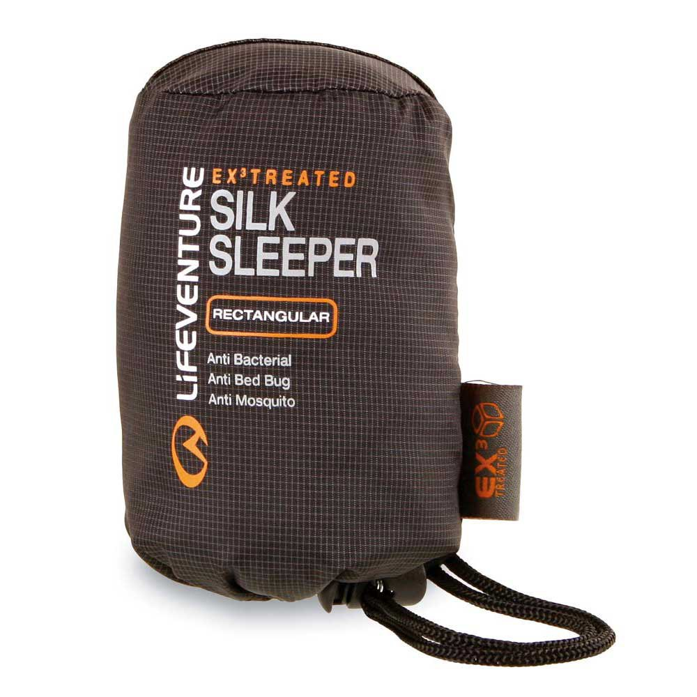 Lifeventure Silk Sleeper Rectangular