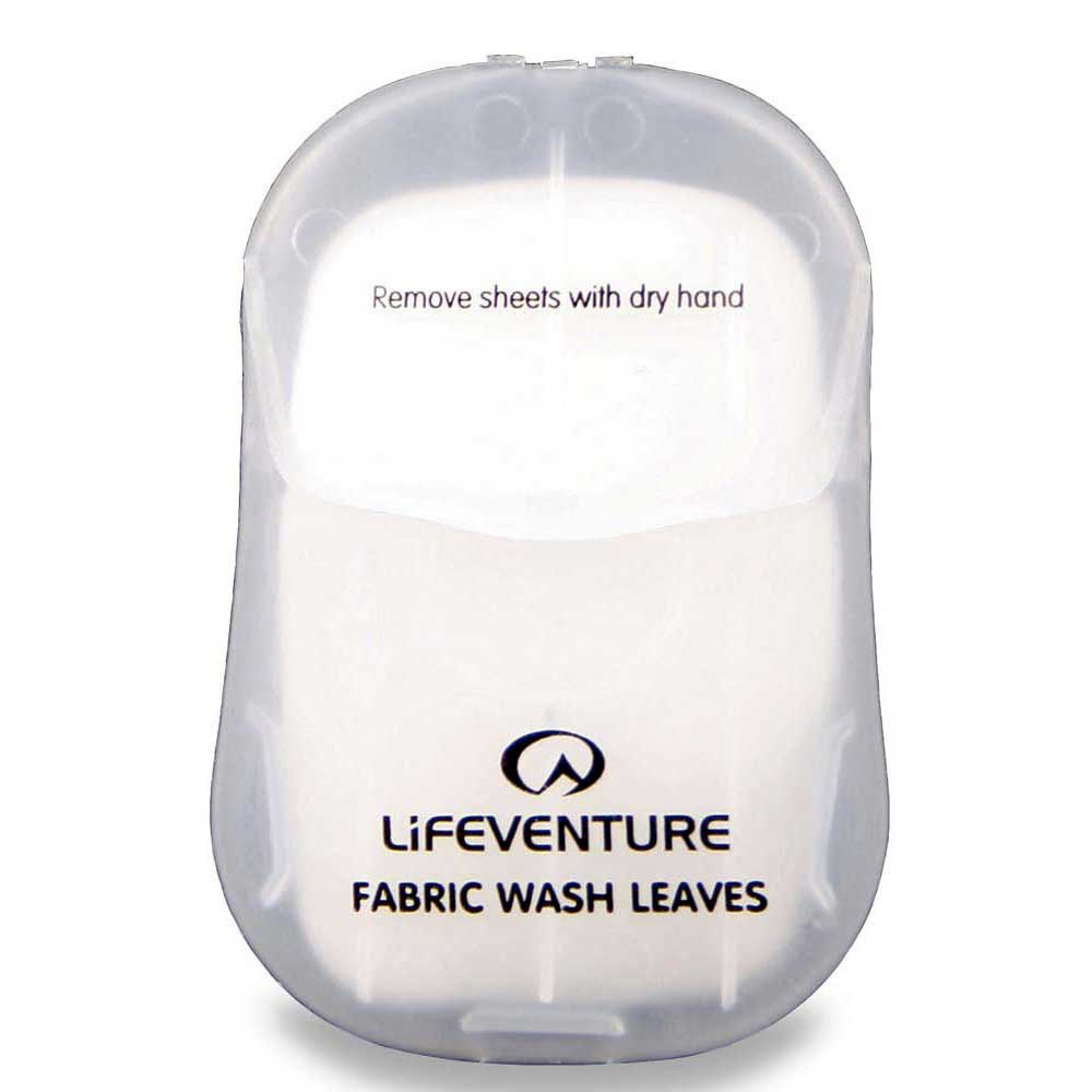 Lifeventure Fabric Wash Leaves X 50