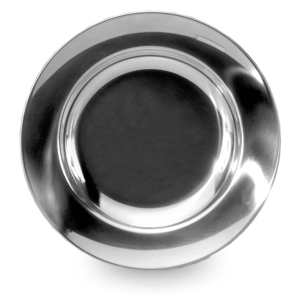 Lifeventure Stainless Camping Plate