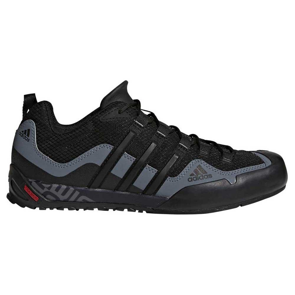 great quality half off lace up in adidas Terrex Swift Solo Black buy and offers on Trekkinn