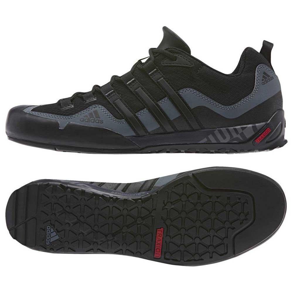 adidas Terrex Swift Solo Hiking Shoes Black, Trekkinn