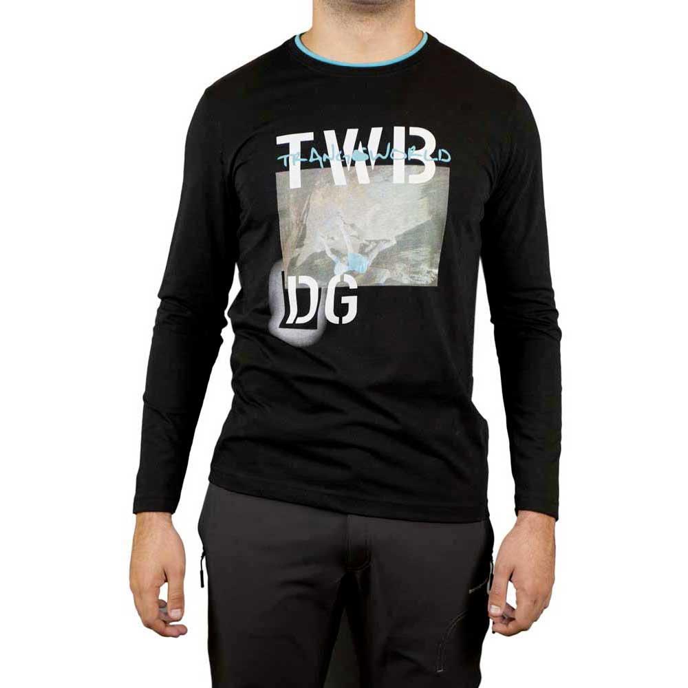 T-shirts Trangoworld Laredo Man