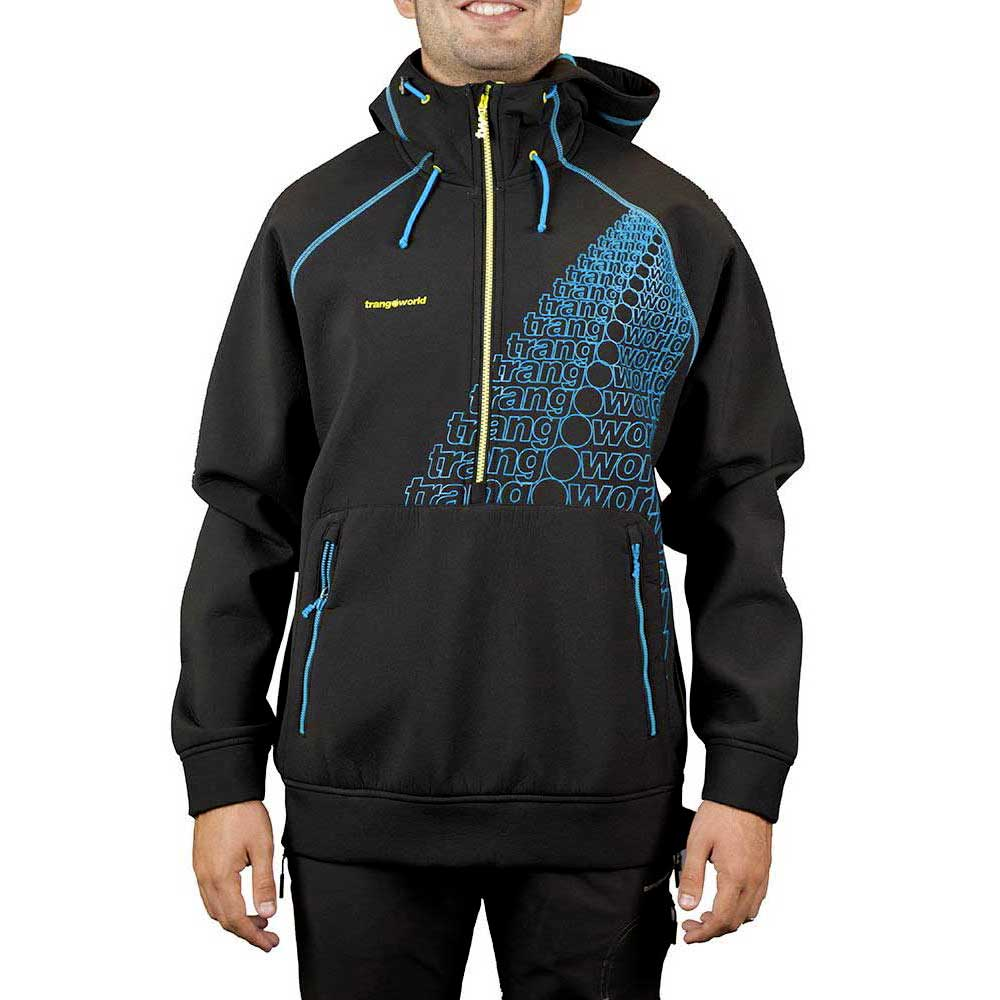 Sweatshirts Trangoworld Nakuru S Black