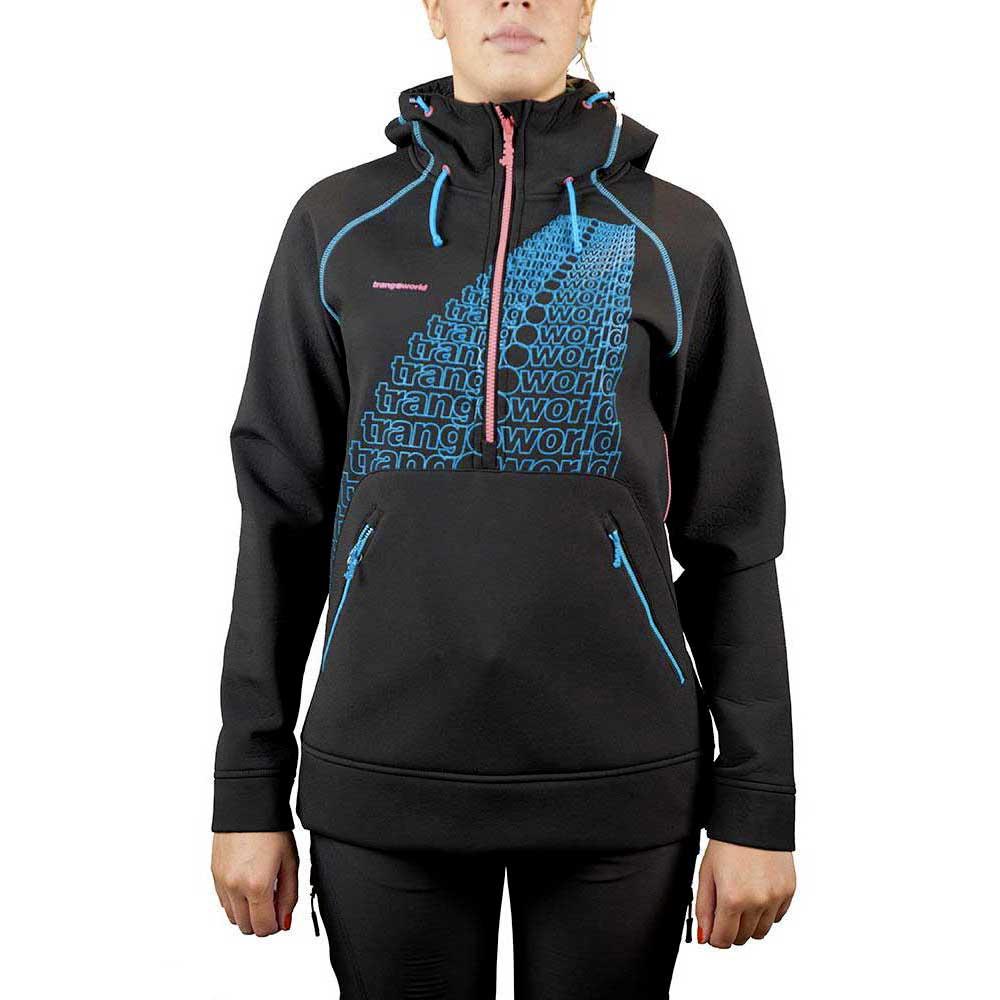 Sweatshirts Trangoworld Aziza XS Black