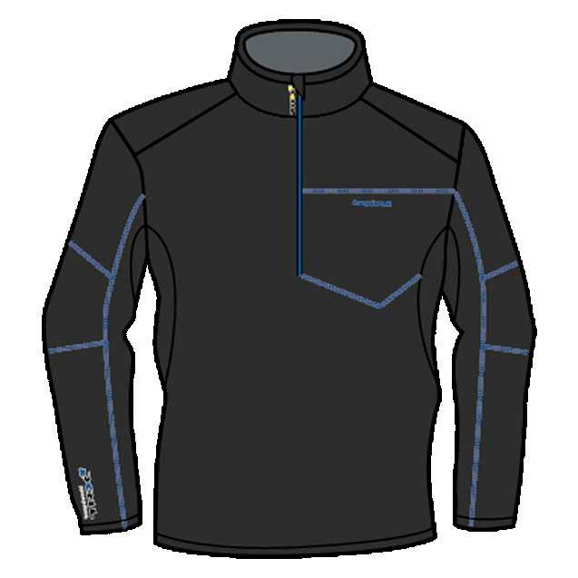 Trangoworld TRX2 Wool 1/2 Zip
