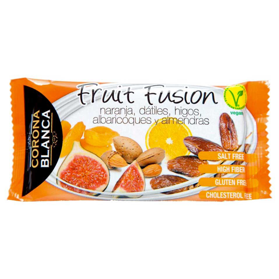 Fruit fusion Bar Orange And Almond 40gr