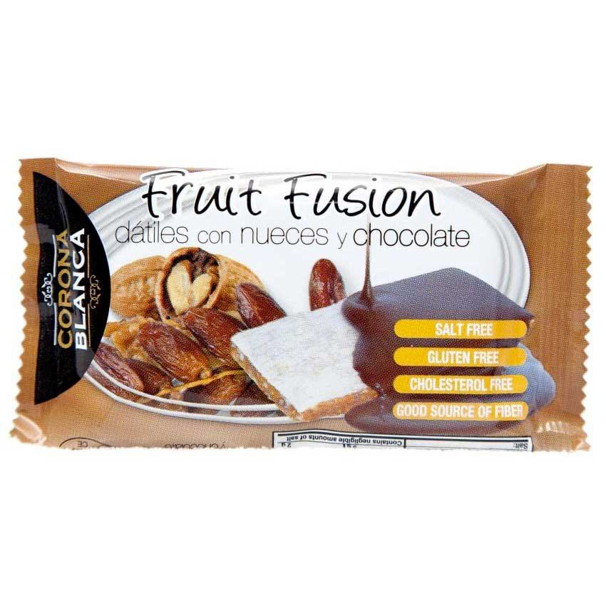 Fruit fusion Bar Chocolate Date And Walnut 40 g