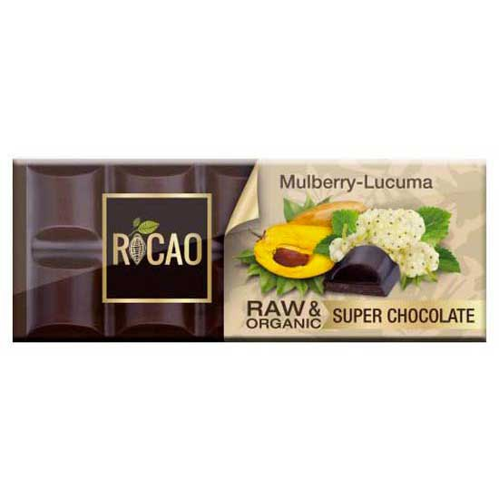 Rocao Chocolate Mulberry And Lucuma 38gr x 14 Units