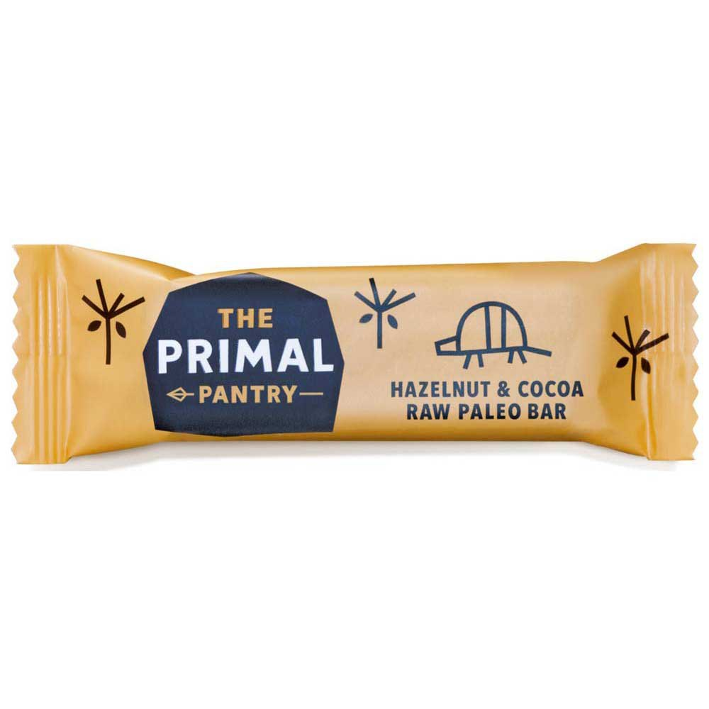 The primal pantry Bar Hazelnut And Cocoa 45gr