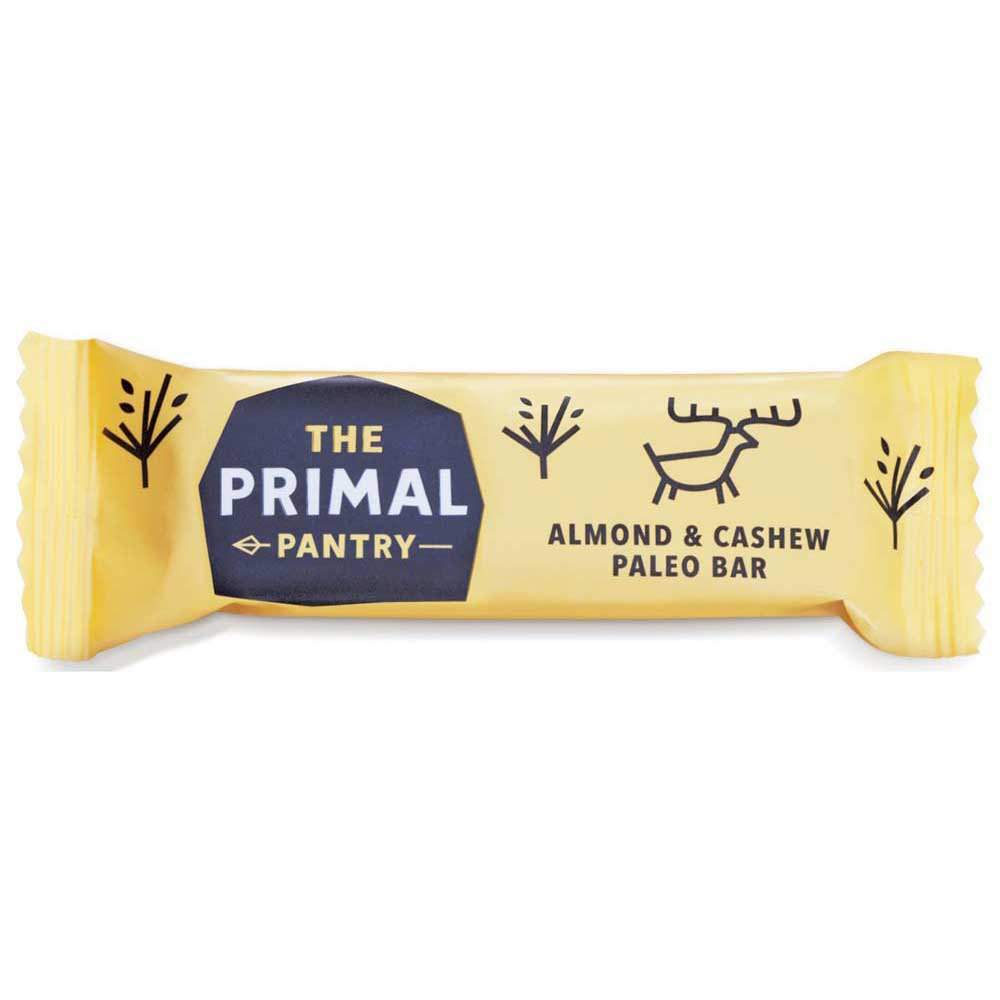 The primal pantry Bar Almond And Cashew 45gr