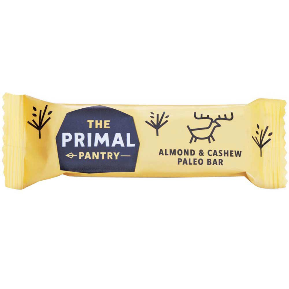 The primal pantry Almond And Cashew 45gr x 18 Units