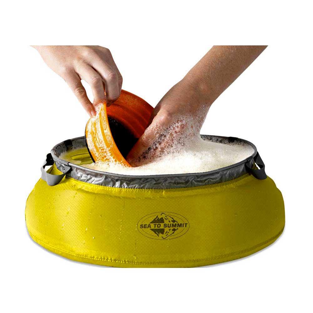 utensili-da-cucina-sea-to-summit-ultra-sil-kitchen-sink-10-l