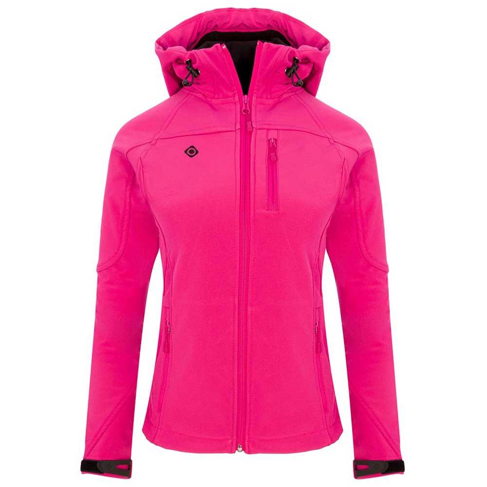 Cmp Softshell Jacket Zip Hood Svart kjøp og tilbud, Snowinn