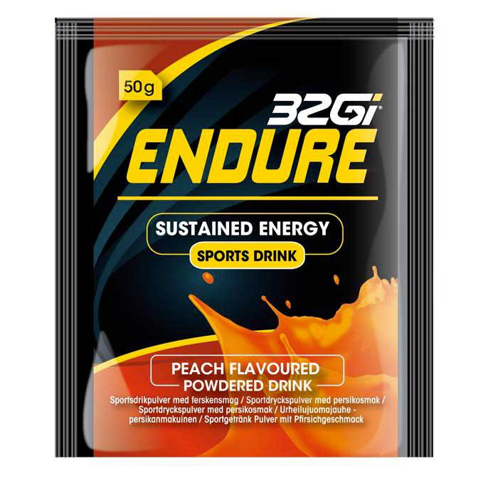 32gi Peach Endure Box 50gr x 15 Units