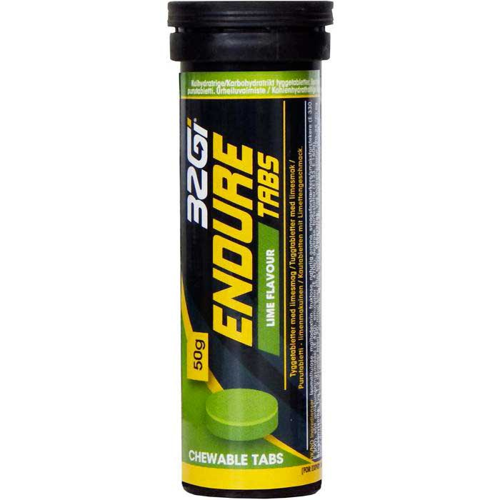 32gi Lime Endure Tabs 50 g