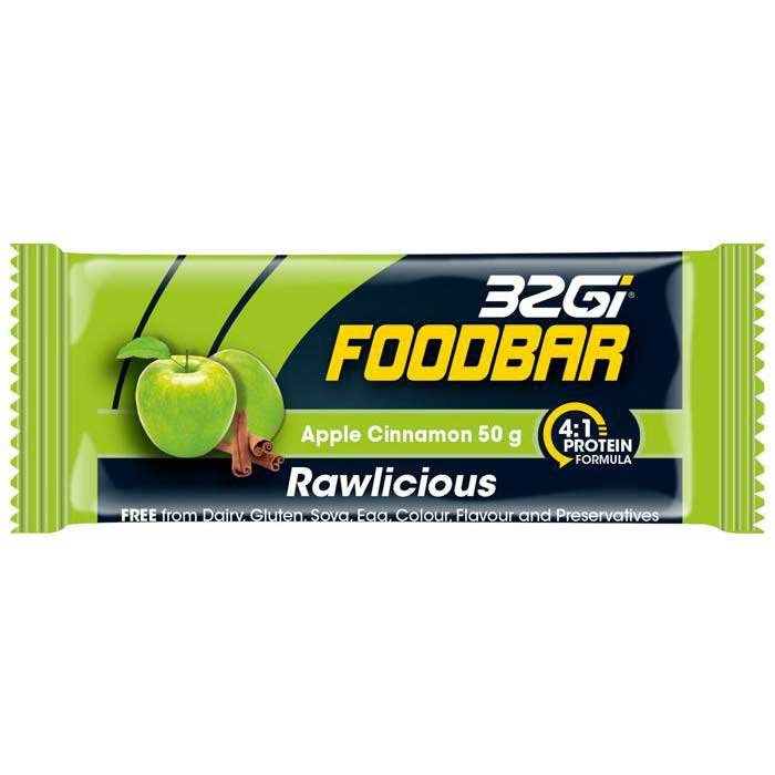 32gi Apple Cinnamon Foodbar Box 50 g x 20 Units