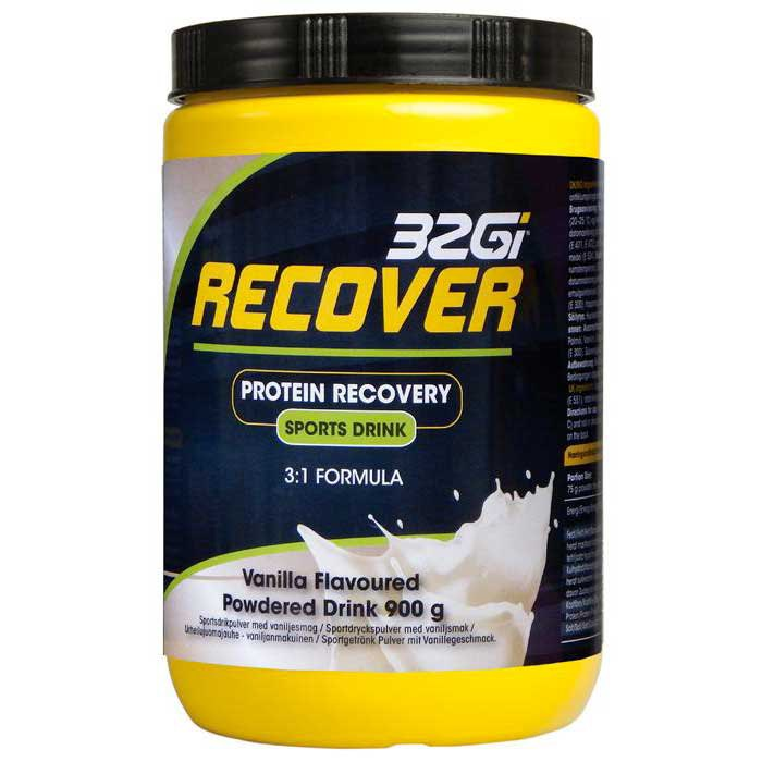 32gi Vanilla Recovery Pea Protein 900 g