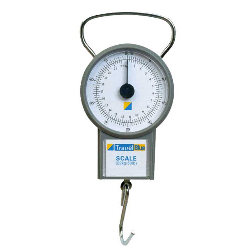 Accessoires Travel-blue Travel Scale Analog