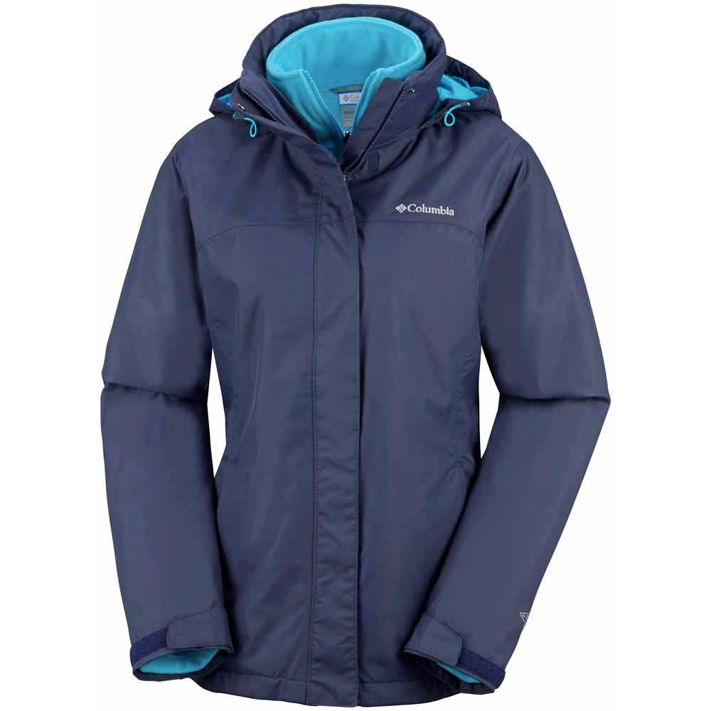 Columbia Pioneering Peak Interchange Jacket