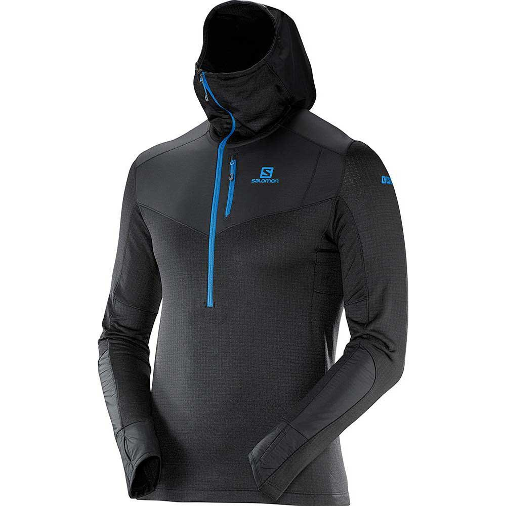 Salomon S Lab X Alp Mid layer Hoodie – Review   it's all