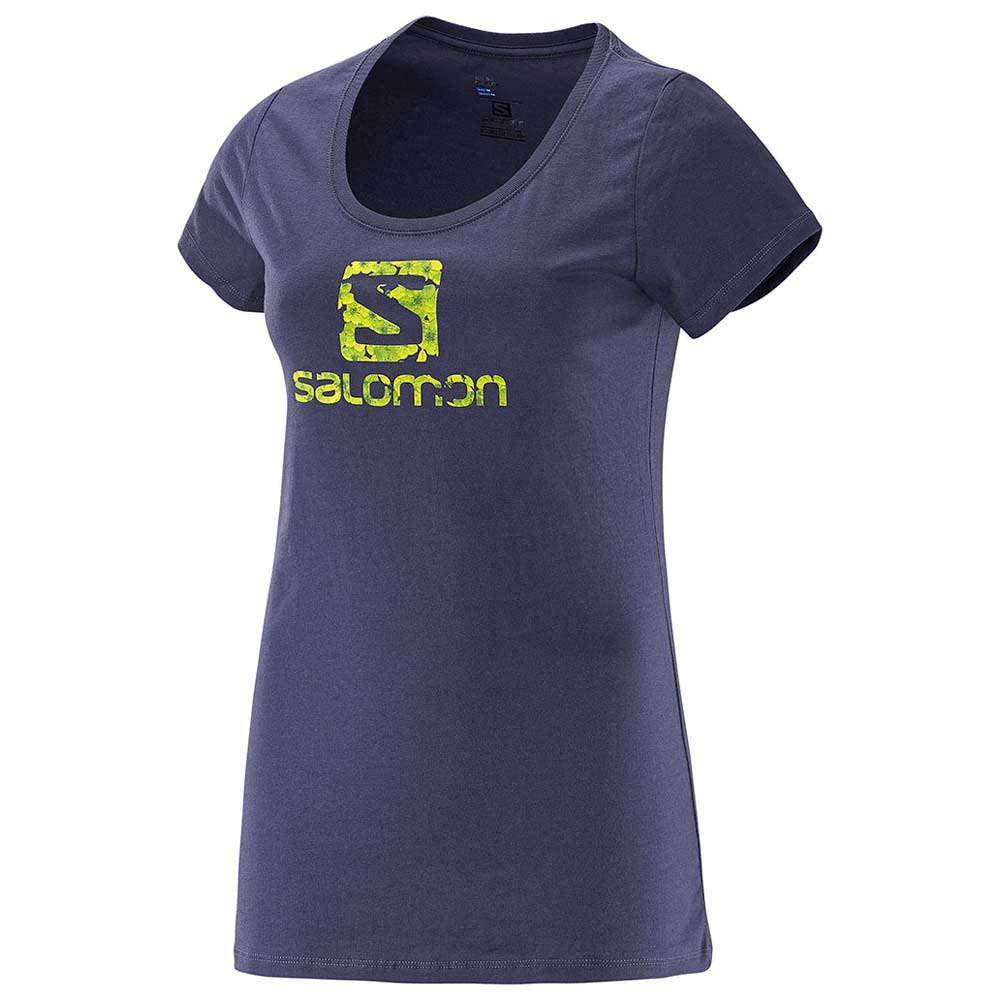 Salomon Daisy Logo S/S Cotton Tee