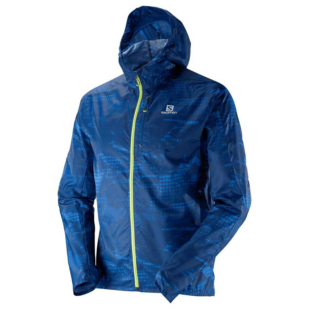 Salomon Fast Wing Graphic Hoodie