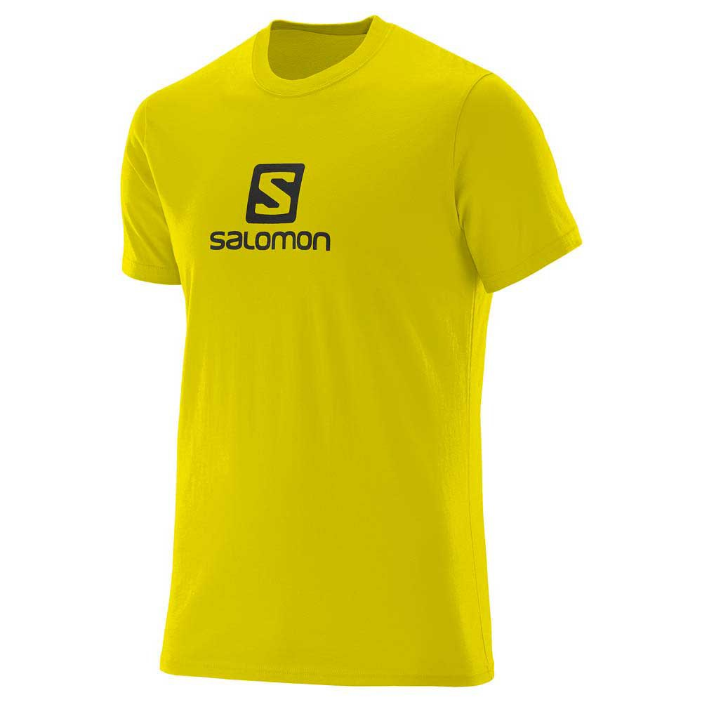 Salomon Logo S/S Cotton Tee
