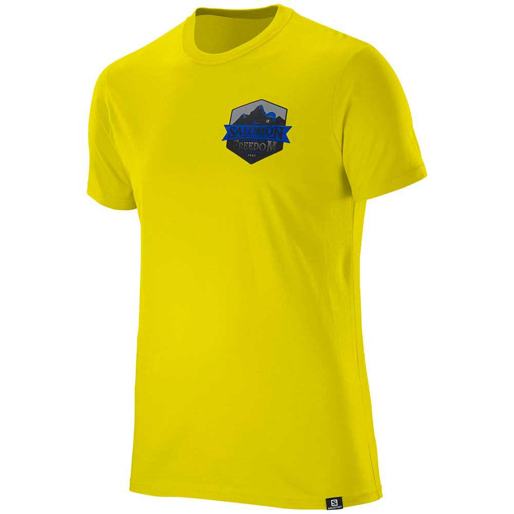 Salomon Ultimate S/S Cotton Tee