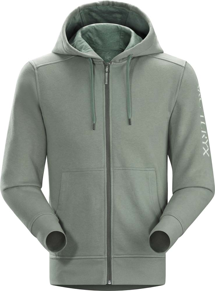 Arc'teryx Word On End Full Zip Hoody