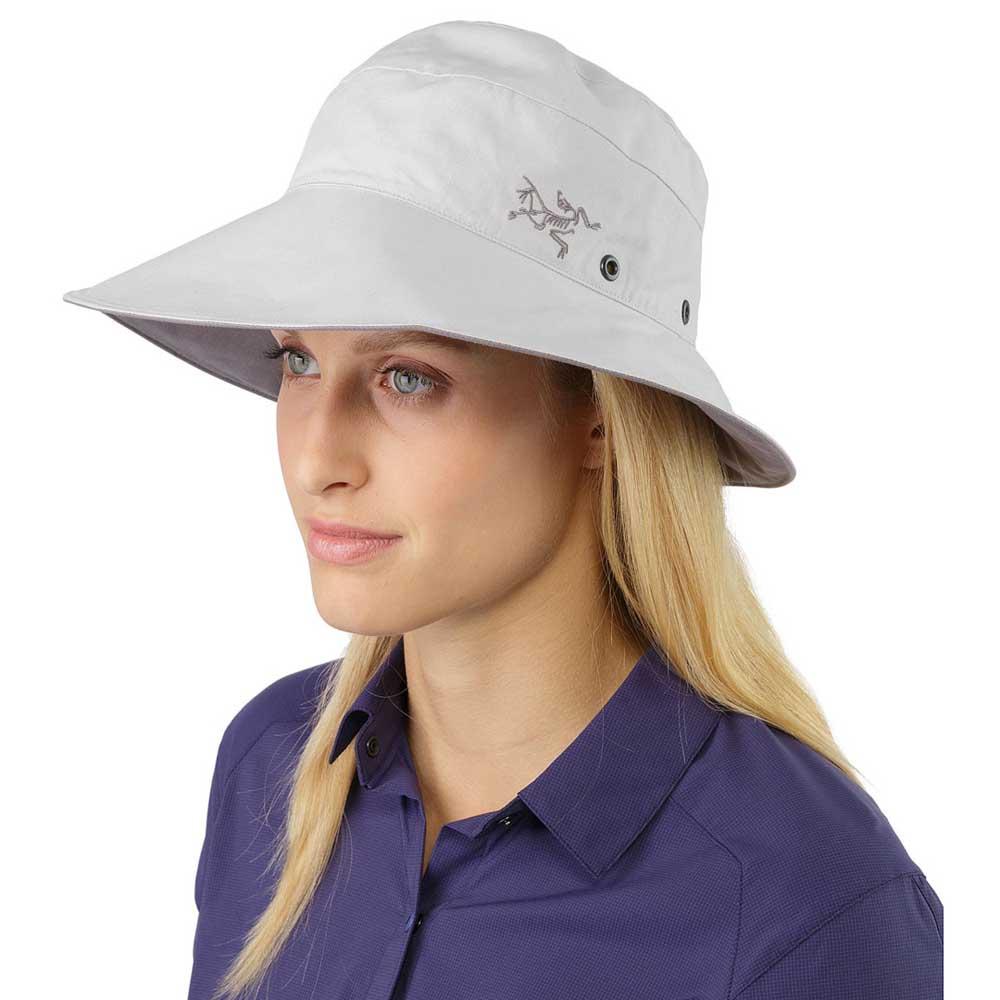 50070375 Arc'teryx Sinsola Hat Czarny kup i oferty, Trekkinn Nakrycia głowy