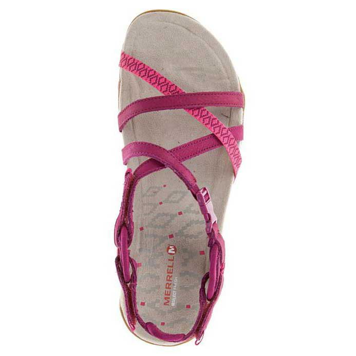 Izas Ancelle Beige Violetti Naisten Kengät Sandaalit