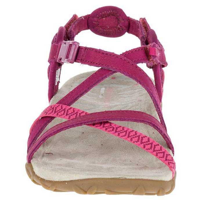 fe19db55afad Merrell Terran Lattice II Pink buy and offers on Trekkinn