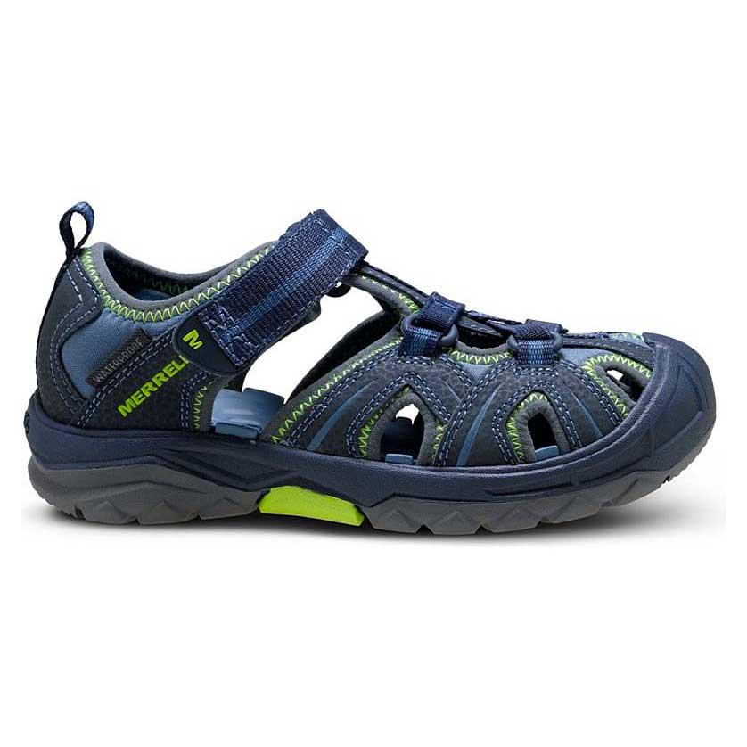 3fcae5363f50 Merrell Hydro Hiker Sandal Blue buy and offers on Trekkinn