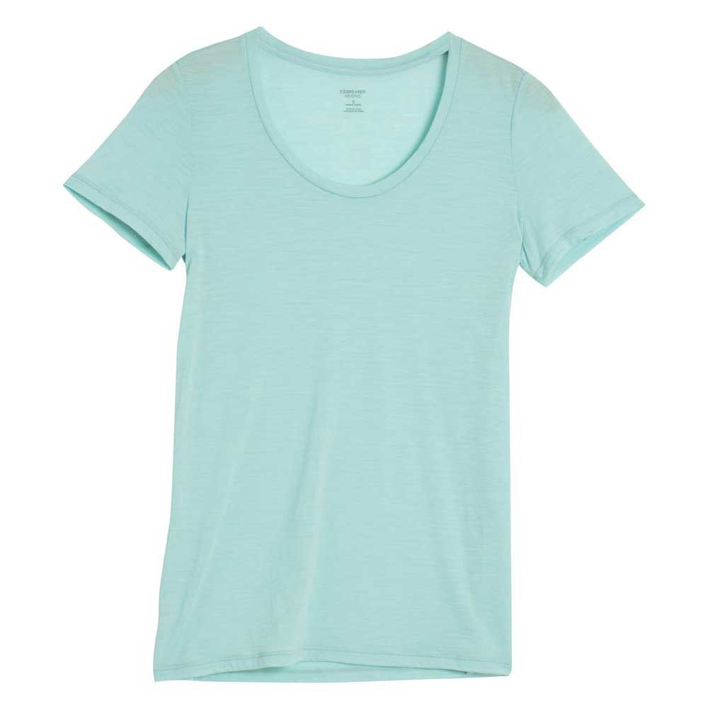 Icebreaker Tech Lite S/S Scoop Woman