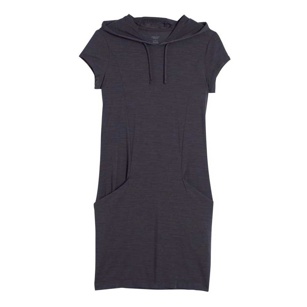 Icebreaker Yanni Hooded Dress Woman