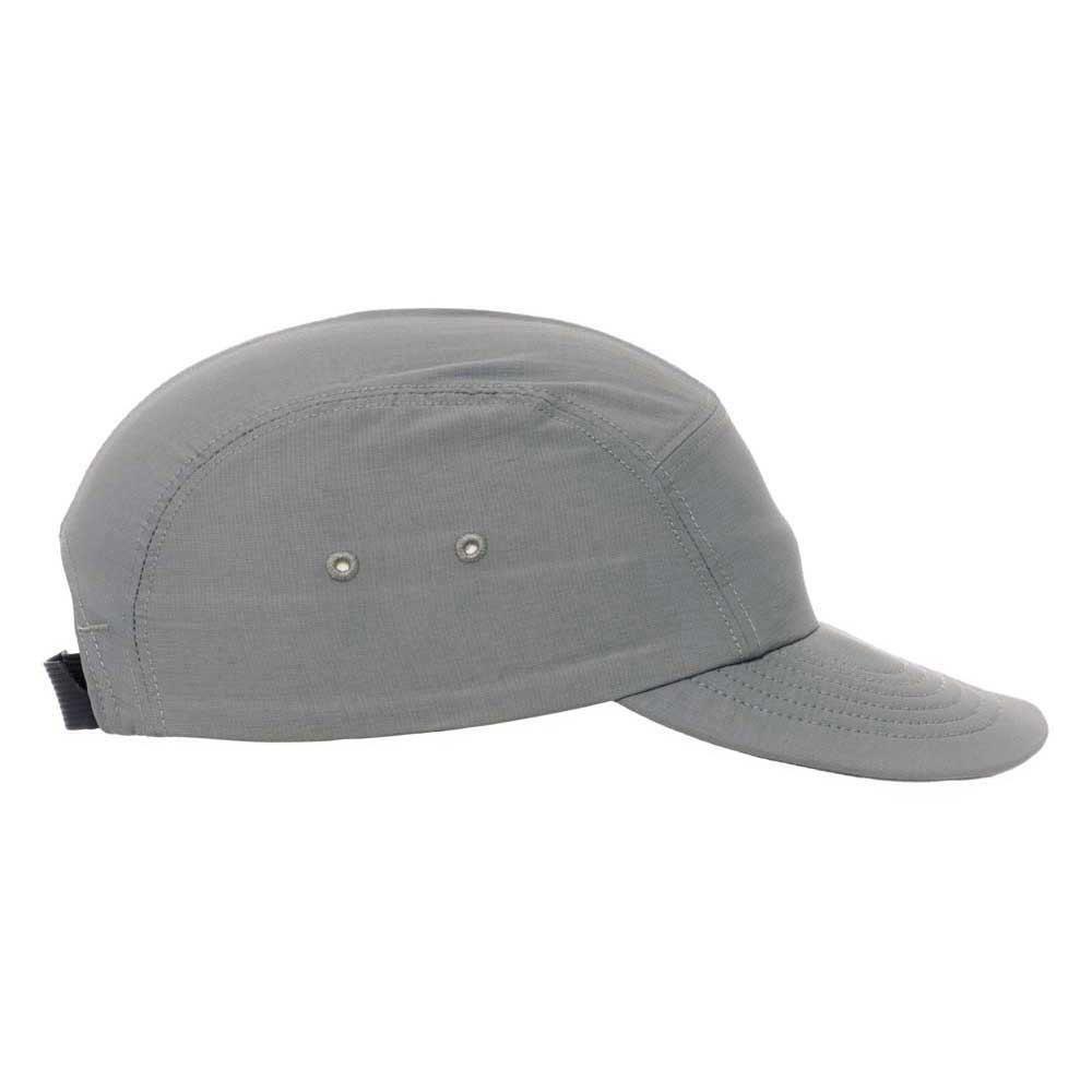 north face baseball cap white horizon folding bill classic the hyvent logo