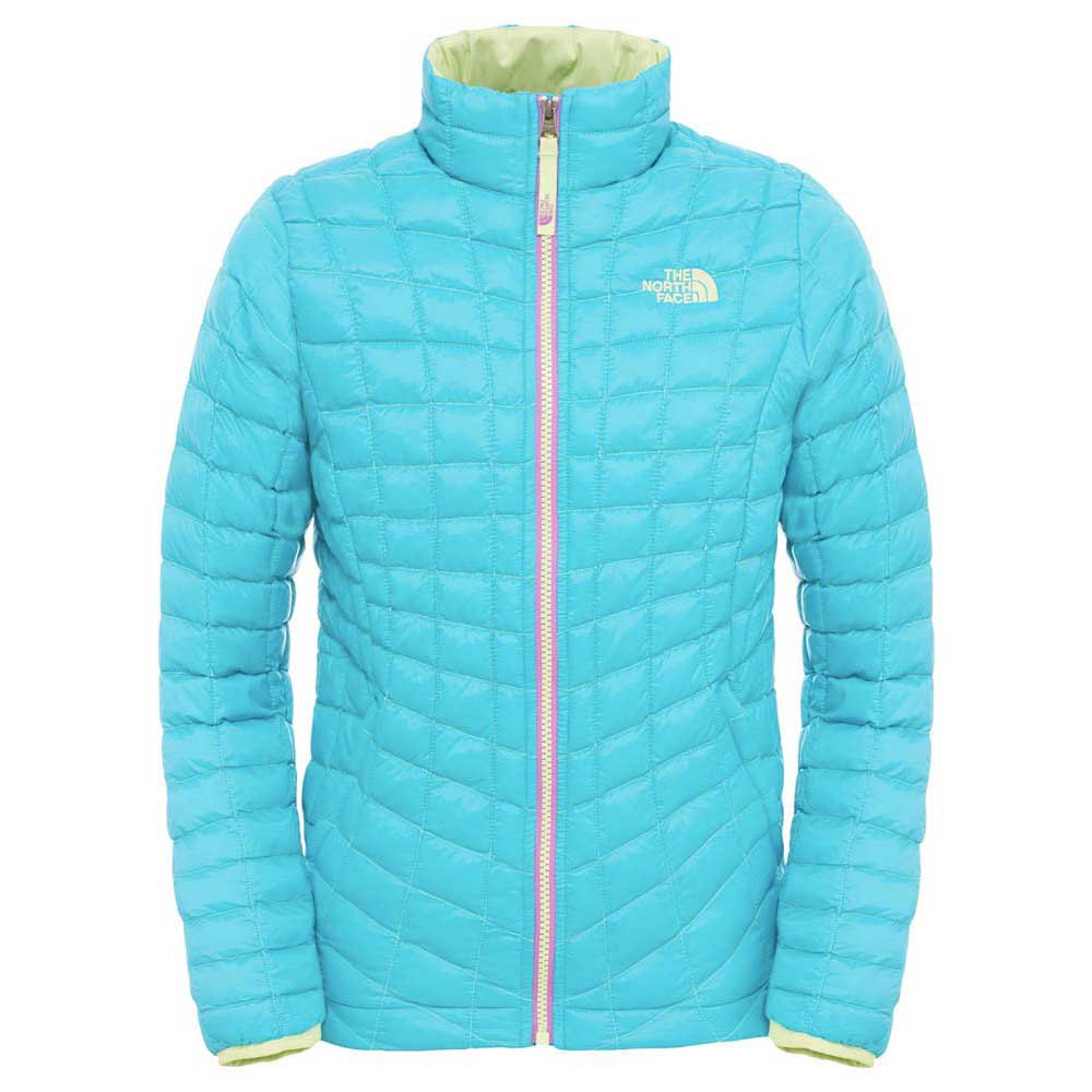 The north face Thermoball Full Zip Jacket Girls