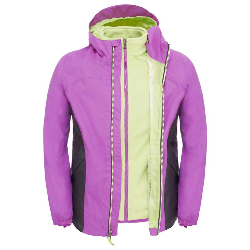 The north face Stormy Rain Triclimate Girls
