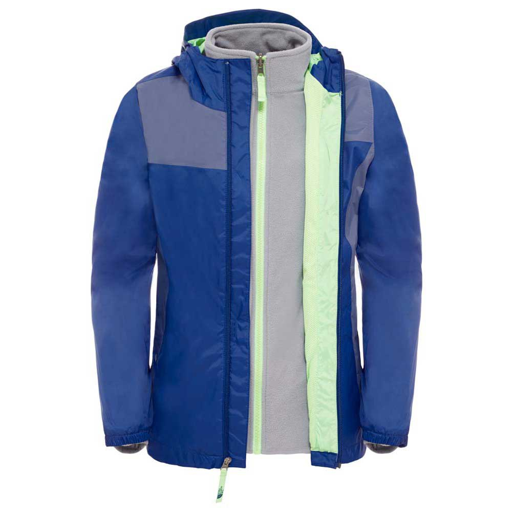 The north face Stormy Rain Triclimate Boys