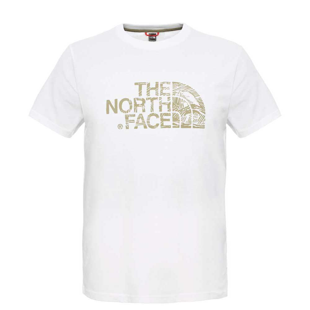 The north face S/S Woodcut Dome Tee