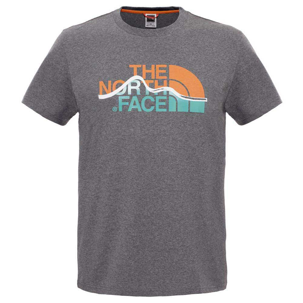 The north face S/S Mountain Line Tee