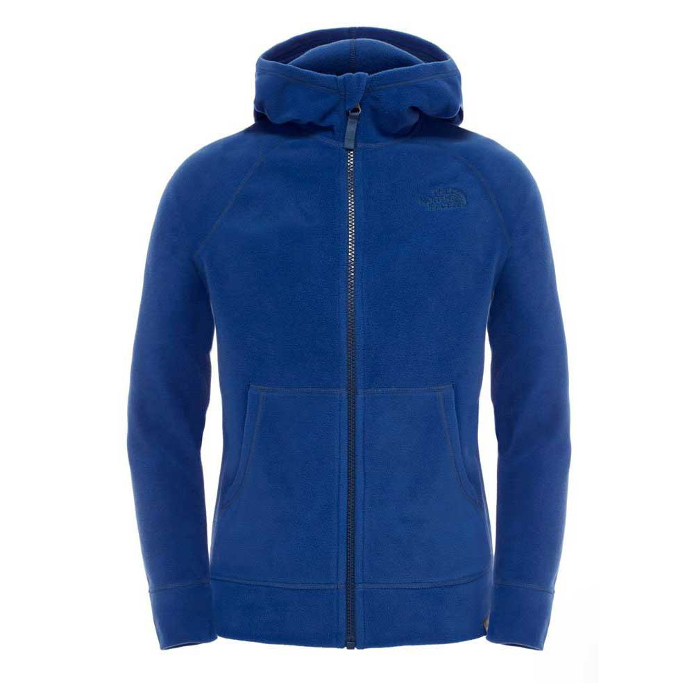 The north face Glacier Full Zip Hoodie Boys