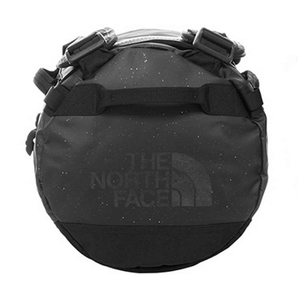 the north face base camp duffel s tnf black sparkles trekkinn. Black Bedroom Furniture Sets. Home Design Ideas