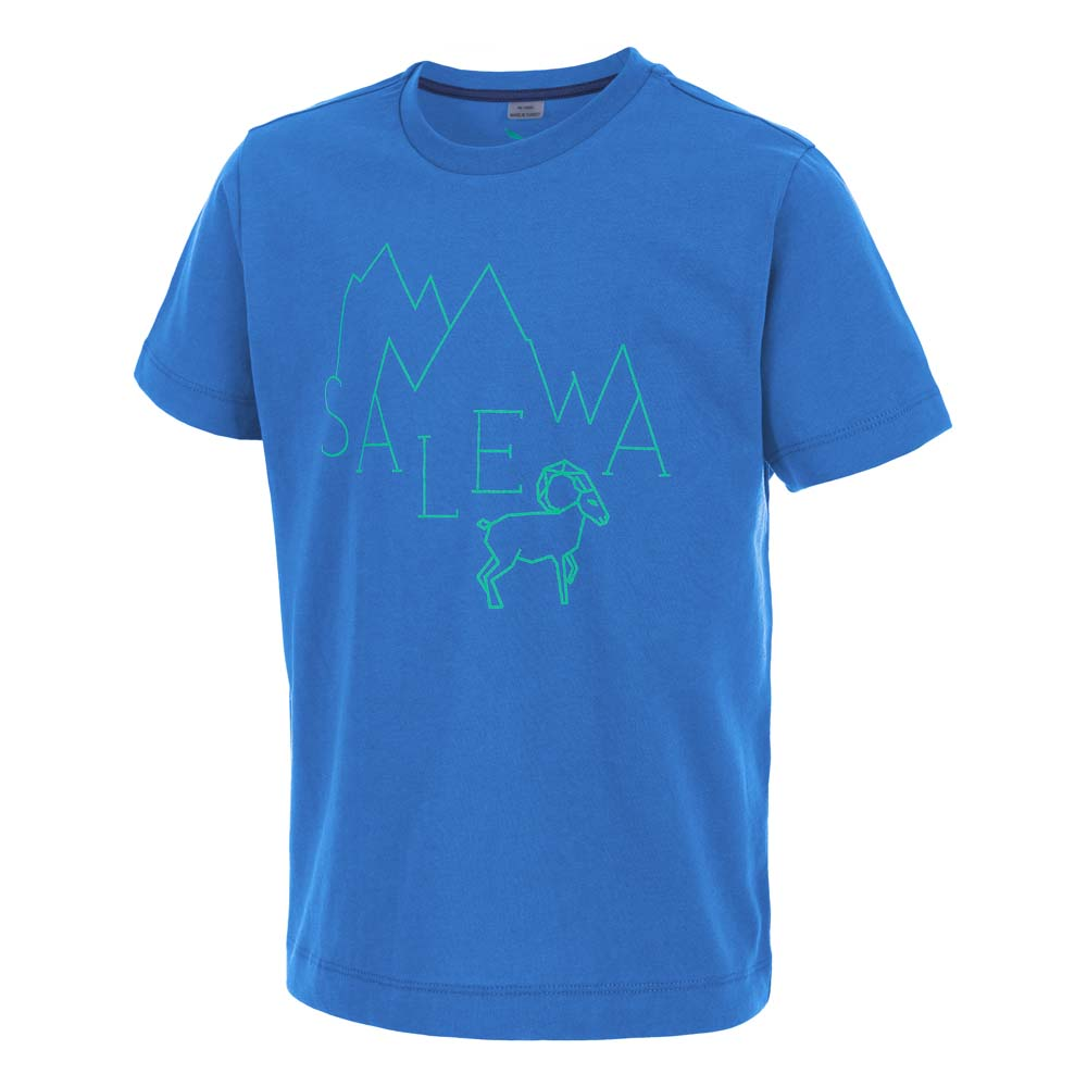 Salewa Frea Stambecco CO S/S Tee Kids