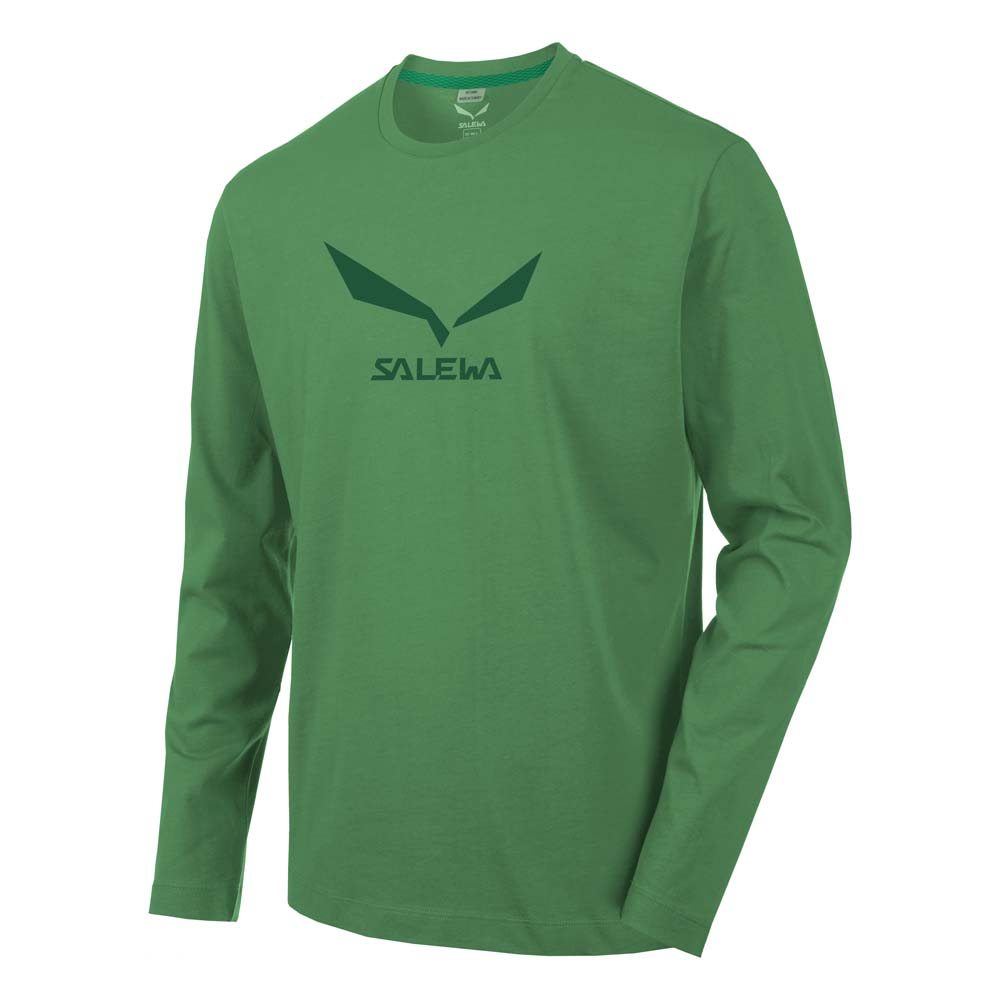 Salewa Solidlogo 2 CO L/S Tee