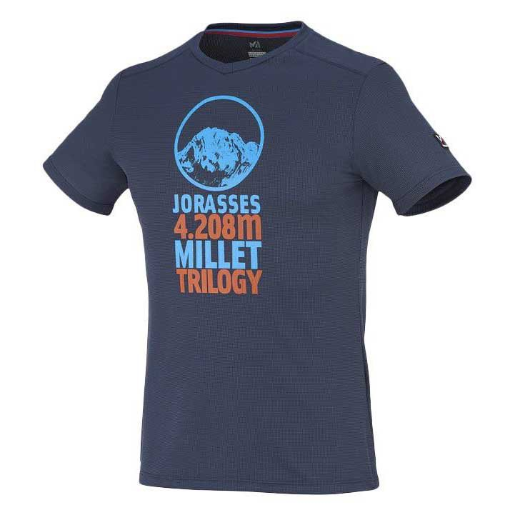 Millet Trilogy Dry Grid Ts S/S