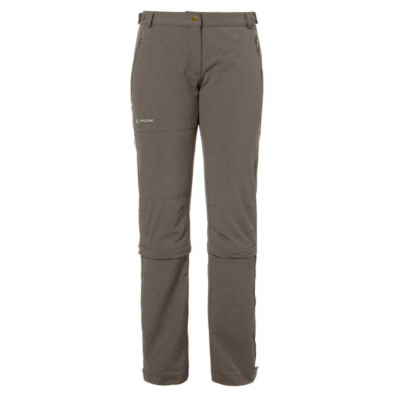 VAUDE Farley Stretch Capri Long T Zip II